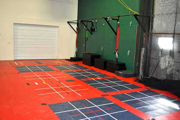 Agility Training Floor